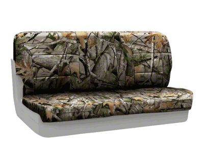 Coverking Next Camo Neosupreme Rear Seat Covers - Vista (97-06 Jeep Wrangler TJ)