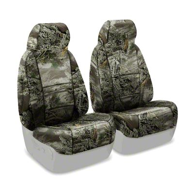 Coverking Real Tree Neosupreme Front Seat Covers - MAX 1 (97-06 Jeep Wrangler TJ)