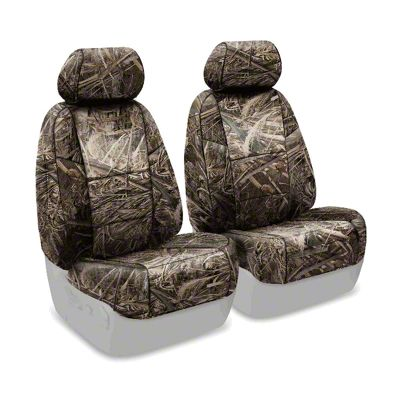 Coverking Real Tree Neosupreme Front Seat Covers - MAX 5 (07-18 Jeep Wrangler JK)