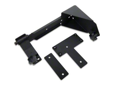 Rugged Ridge Hi-lift Jack Mounting Bracket (07-18 Jeep Wrangler JK)