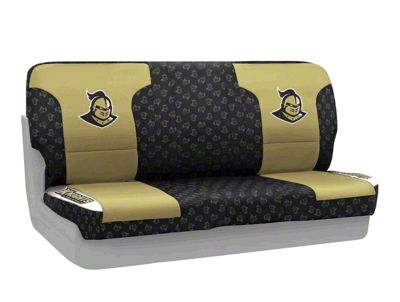 Coverking University of Central Florida Rear Seat Covers (87-95 Jeep Wrangler YJ)