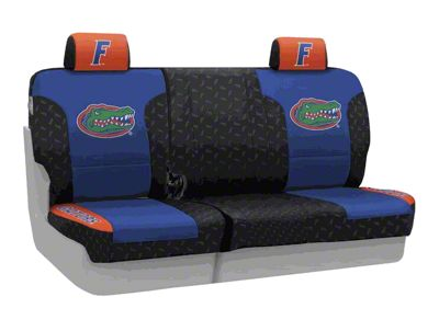 Coverking University of Florida Rear Seat Covers (07-18 Jeep Wrangler JK)
