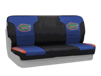 Coverking University of Florida Rear Seat Covers (87-95 Jeep Wrangler YJ)