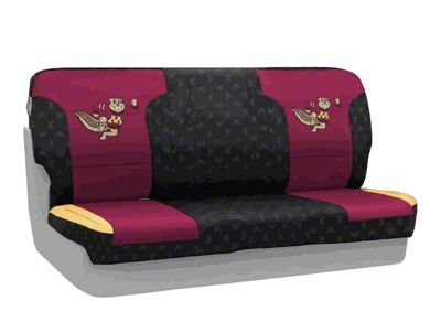 Coverking University of Minnesota Rear Seat Covers (87-95 Jeep Wrangler YJ)