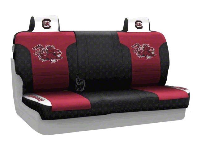 Coverking University of South Carolina Rear Seat Covers (07-18 Jeep Wrangler JK)