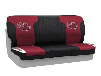 Coverking University of South Carolina Rear Seat Covers (97-06 Jeep Wrangler TJ)