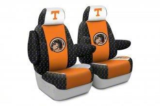 Coverking University of Tennessee Front Seat Covers (07-18 Jeep Wrangler JK)