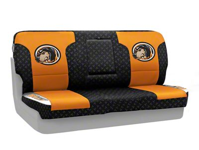 Coverking University of Tennessee Rear Seat Covers (97-06 Jeep Wrangler TJ)