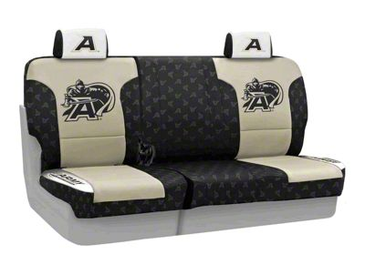 Coverking U.S. Military Academy Rear Seat Covers (07-18 Jeep Wrangler JK)