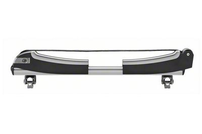Thule Locking Stand-Up Paddleboard Carrier (87-18 Jeep Wrangler YJ, TJ, JK & JL)