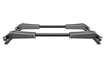 Thule Telescoping Stand-Up Paddleboard Carrier (87-18 Jeep Wrangler YJ, TJ, JK & JL)