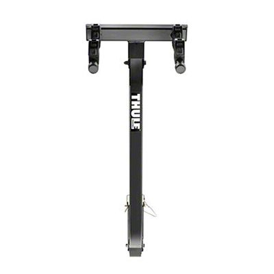 Thule 2 in. Hitch Receiver Parkway Hitch Bike Rack - Carriers 2 Bikes (87-18 Jeep Wrangler YJ, TJ, JK & JL)