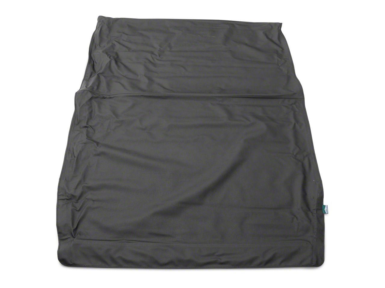 Pavement Ends Sprint Top Frameless Soft Top - Black Diamond (10-18 Jeep Wrangler JK 4 Door)