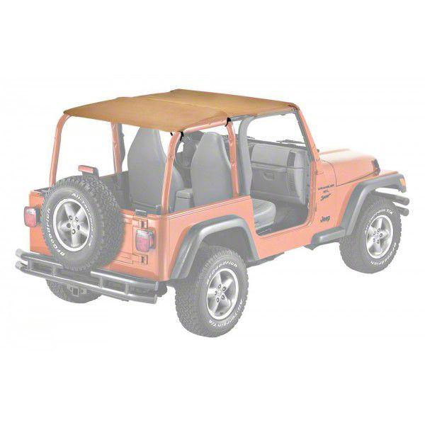 Pavement Ends Sun Cap Plus - Spice (97-02 Jeep Wrangler TJ)