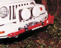 Hi-Lift Jack 4xRAC Mounting System