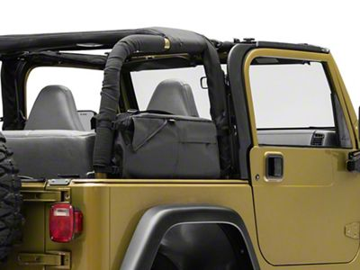 Bestop RoughRider Saddle Bag (92-06 Jeep Wrangler YJ & TJ)
