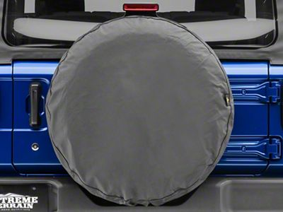 Bestop Spare Tire Cover - Black Diamond (87-19 Jeep Wrangler YJ, TJ, JK & JL)