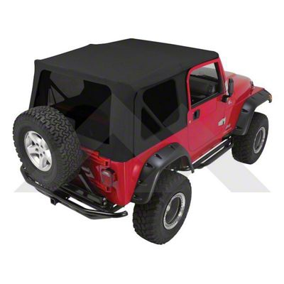 RT Off-Road Rough Trail Replacement Top (97-06 Jeep Wrangler TJ, Excluding Unlimited)