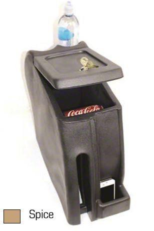 Vertically Driven Locking Center Console - Spice (97-02 Jeep Wrangler TJ)