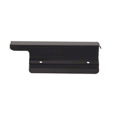 Omix-ADA Soft Top Tailgate Bar Bracket - Driver Side (97-06 Jeep Wrangler TJ)