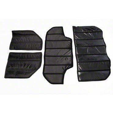 Outland Hard Top Insulation Kit (07-10 Jeep Wrangler JK 4 Door)
