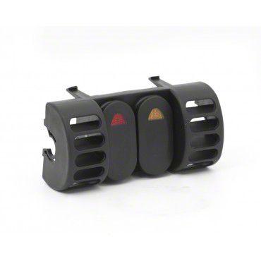 Outland AC Vent Switch Pod w/ 2 Rocker Switches (97-06 Jeep Wrangler TJ)
