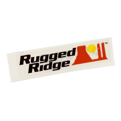 Rugged Ridge Decal