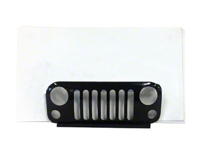 JK Grille Business Card Holder