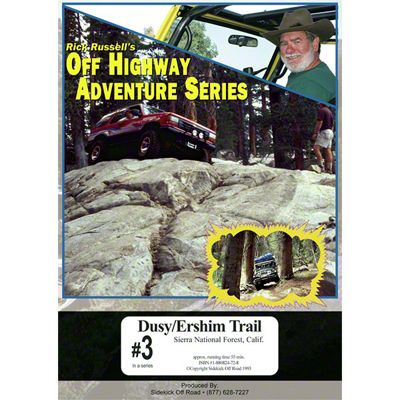Jeep Adventure Videos: Dusy/Ershim, CA (DVD)