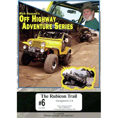 Jeep Adventure Videos: Rubicon Trail, CA (DVD)