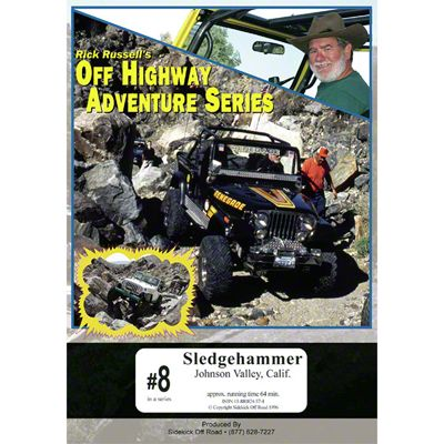 Jeep Adventure Videos: Sledgehammer, CA (DVD)