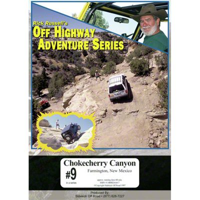 Jeep Adventure Videos: Chokecherry, NM (DVD)