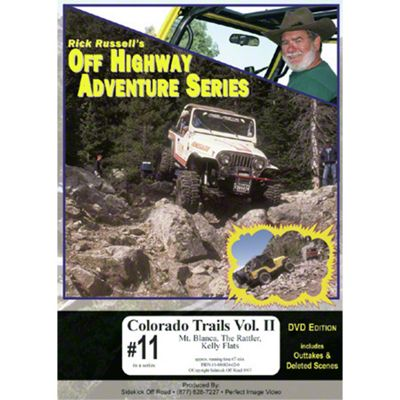 Jeep Adventure Videos: Colorado Trails, Vol 2. (DVD)