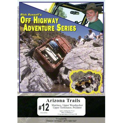 Jeep Adventure Videos: Arizona Trails (DVD)