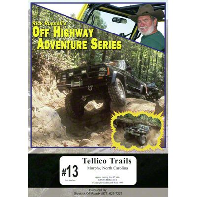 Jeep Adventure Videos: Tellico, TN Trails (DVD)
