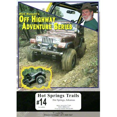Jeep Adventure Videos: Hot Springs, AR (DVD)