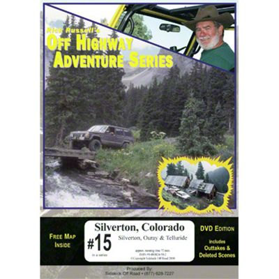 Jeep Adventure Videos: Silverton, CO (DVD)