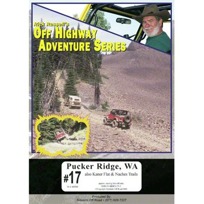 Jeep Adventure Videos: Pucker Ridge, WA (DVD)