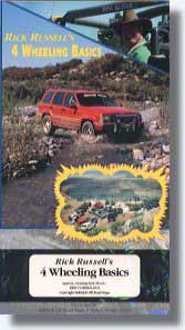 Rick Russells 4 Wheeling Basics Video (DVD)