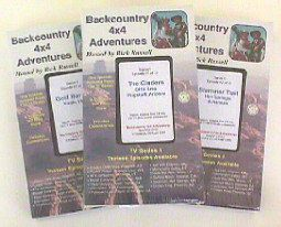 Rick Russells Backcountry 4x4 Adventures (DVD)