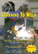 Learning to Weld (DVD)