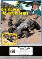 Jeep Adventure Videos: Moab Trails Volume III (DVD)