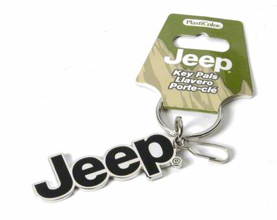 Alterum Jeep Logo Enamel Key Chain