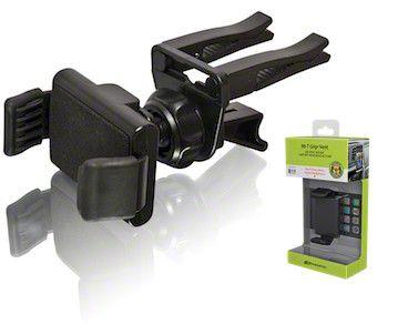 Bracketron Mi-T Grip Vent Mobile Device Mount (87-18 Jeep Wrangler YJ, TJ, JK & JL)