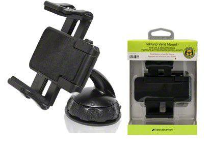 Bracketron TekGrip Dash Mobile Device Mount (87-19 Jeep Wrangler YJ, TJ, JK & JL)