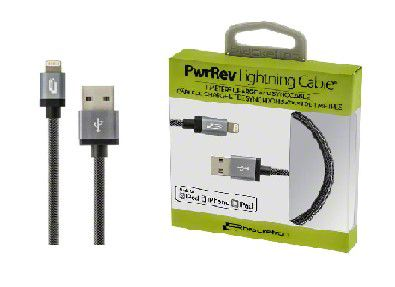 Bracketron PwrRev Lightning Cable