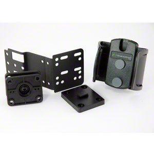 Bracketron Satellite Radio Dash Mounting Kit (87-19 Jeep Wrangler YJ, TJ, JK & JL)