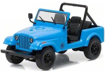 GreenLight Collectibles Jeep Wrangler Lost Dharma Diecast Model - 1:43 Scale