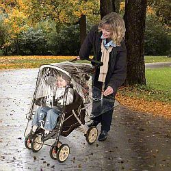 Jeep Premium Stroller Weather Shield