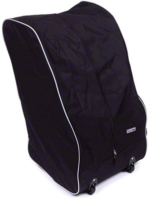Jeep Car Seat Travel Bag w/ Wheels